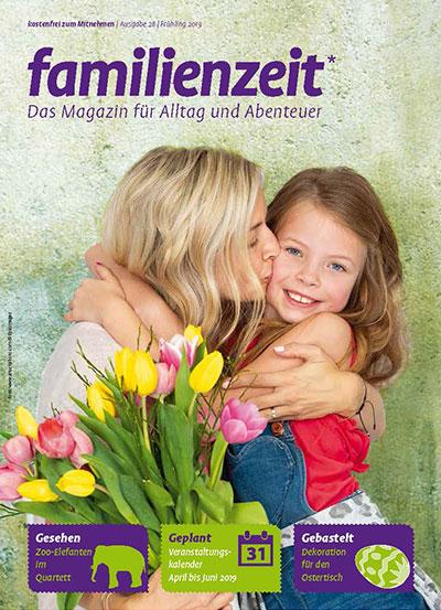 Familienzeit Frühlingsausabe 2019