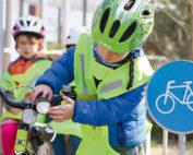 Führerscheinprüfung im Kindergarten (Foto: Thorsten Eckert)