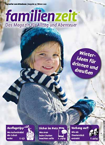 familienzeit Archiv Winterausgabe 2020